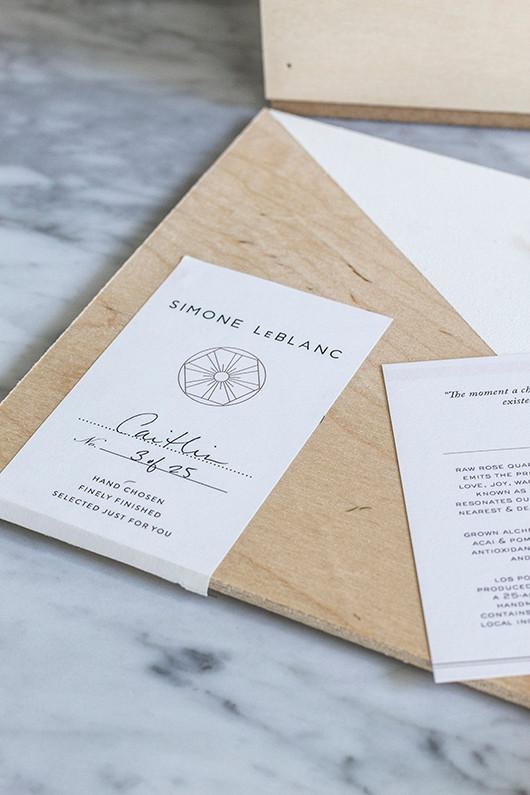 The Modern Gift : Simone LeBlanc | Sacramento Street