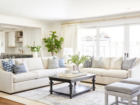 7th Avenue Project Reveal: Entry + Great Room