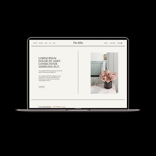 Easy to use interior design website