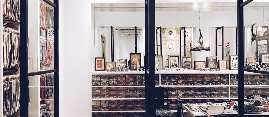 Interiors: Madeline Weinrib SF Sample Sale
