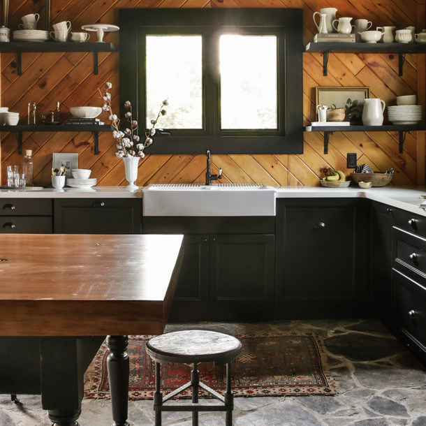 The Stables - Rustic Barn Design by Ashley Montgomery Design | Toronto Based Interior Designer