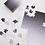 Thumbnail: Gradient Puzzle, Black Puzzle