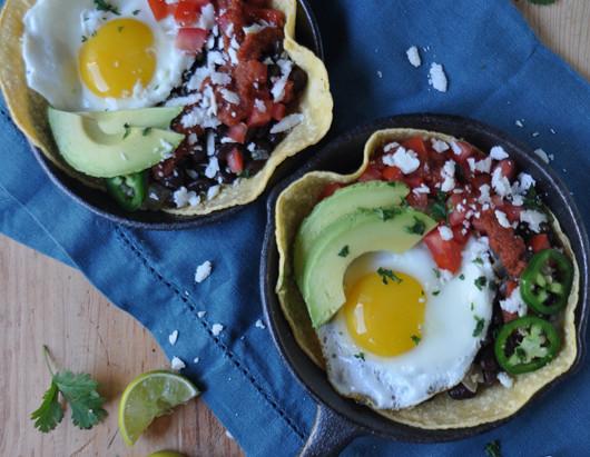 On the Menu: Huevos Rancheros