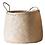 Thumbnail: Small Natural Woven Seagrass Basket