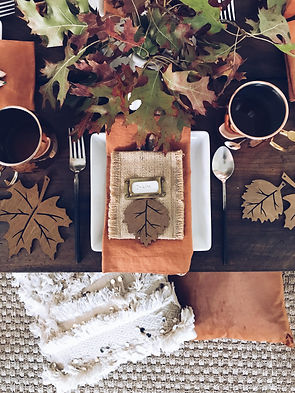 Entertaining: New Traditions for the Holidays