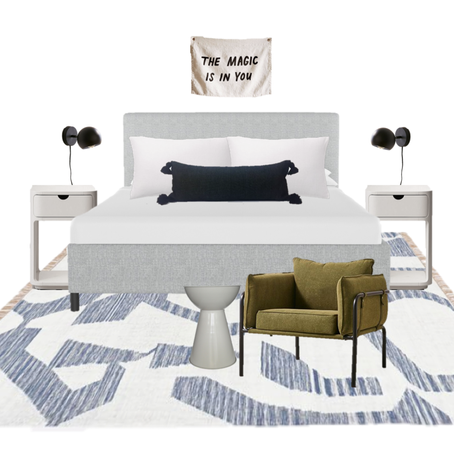 Budget Bedroom Design