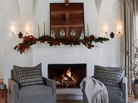 Inspiration: Cool California Christmas