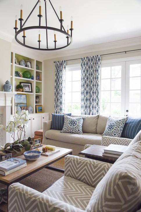 Timeless, Modern Interiors - Nancy Lane Interiors located in Houston, TX
