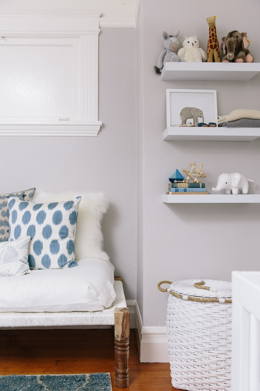 Nursery | Design by Caitlin Flemming | Photo by Bess Friday2