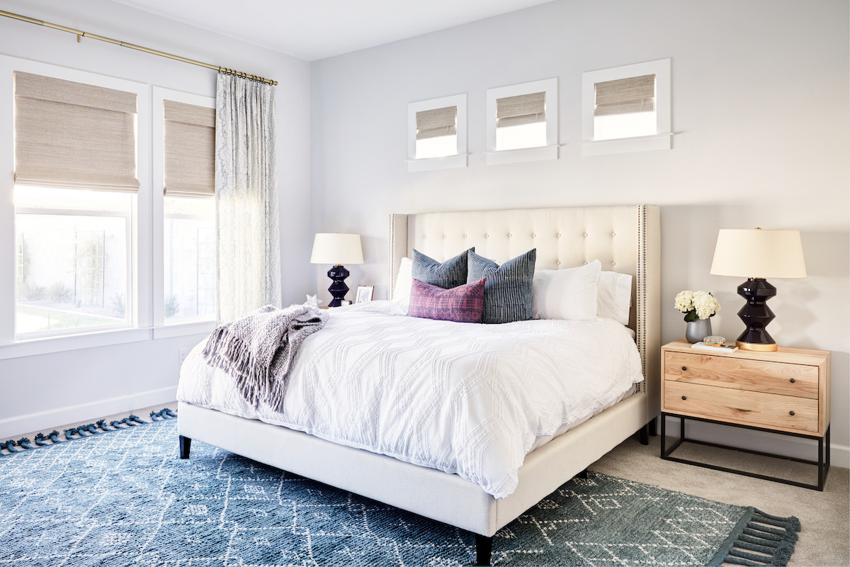 Phoenix Based Full Service Interior Designer 38th Street Master Bedroom