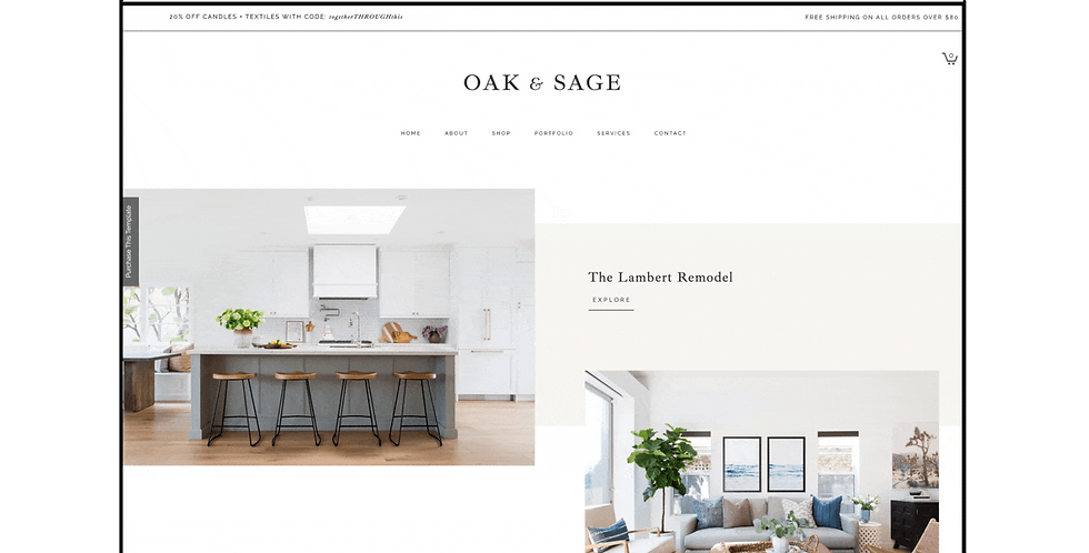 The Oak & Sage