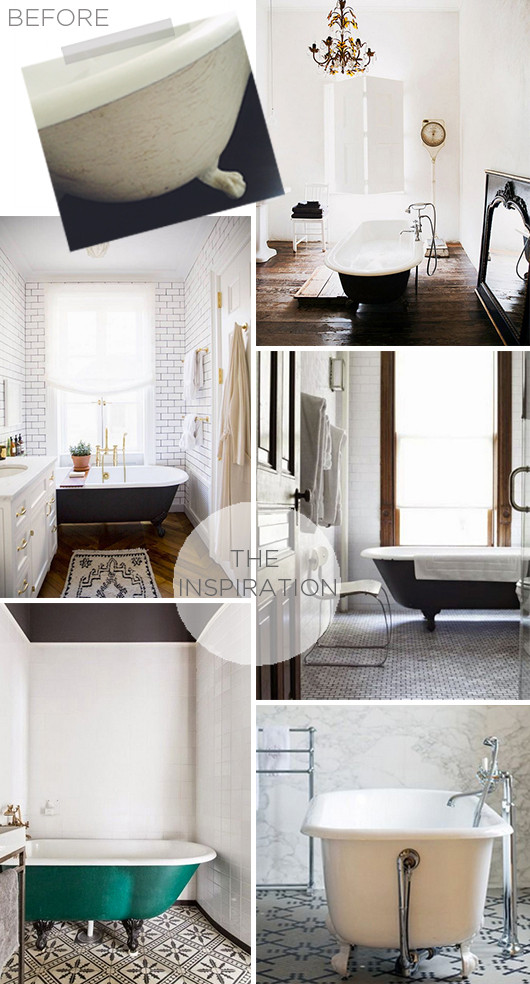BEHR Paint: Before & Inspiration