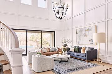 Canyon Creek: Living Room Reveal