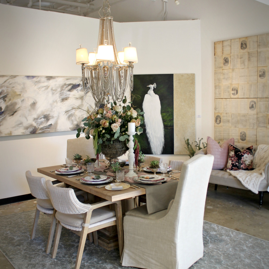 Luxe Studio |  Full Service Design | Laguna Beach, California