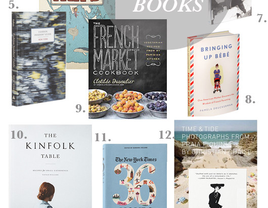 Gift Guide: Books