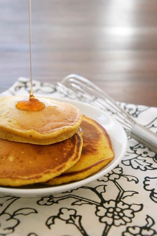 Pumpkin Pancakes | Sacramento Street