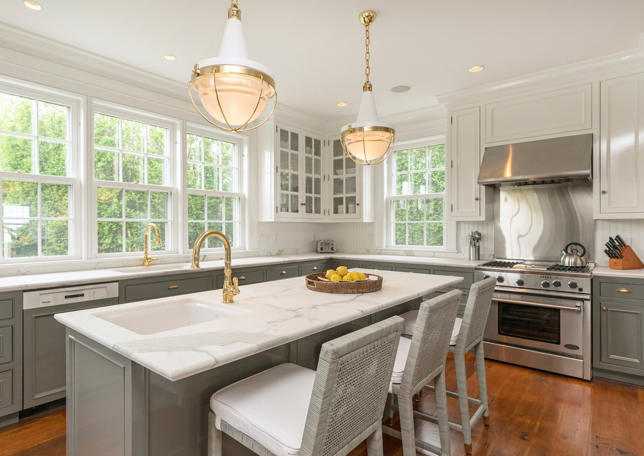 Nina Liddle Design - New England Interior Designer
