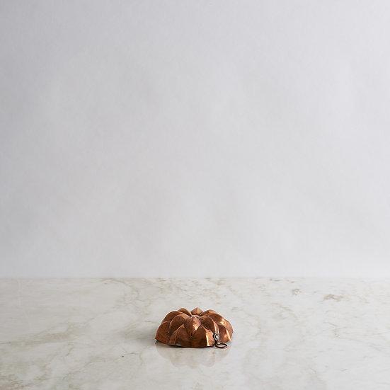 Copper Pudding Mold