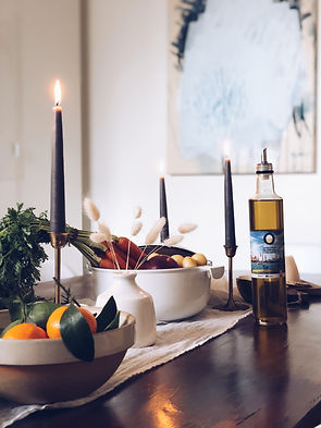 Lifestyle: For the Love of Spanish Olive Oil
