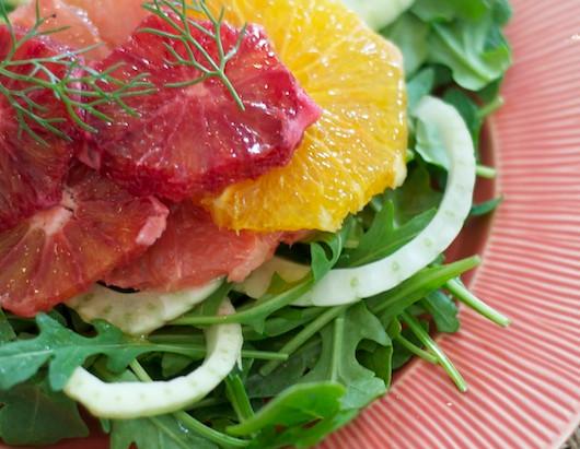 On the Menu: Zesty Citrus Salad