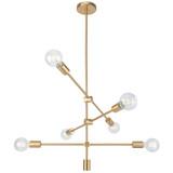 Dycus+6-Light+Sputnik+Modern+Linear+Chan