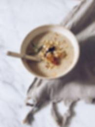 Amazingly easy corn soup recipe from Caitlin Flemming   San Francisco Interior Designer