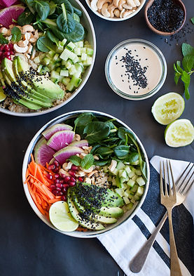 On the Menu: Coconut Quinoa Bowl