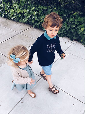 Lifestyle: Spring Has Sprung For The Kids