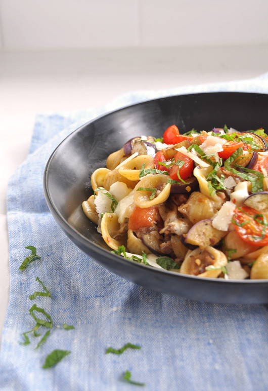 One-Pot Orecchiette Pasta