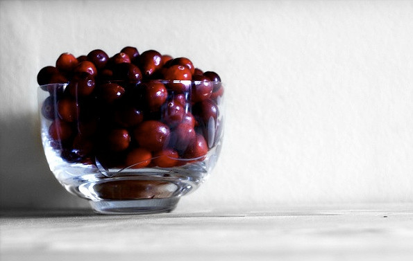 CRANBERRY SAUCE WITH PEARS
