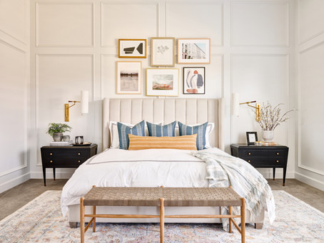 Project Reveal: Fairbrook Master Bedroom