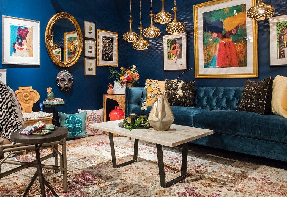 Beth Diane Smith | Black Interior Design
