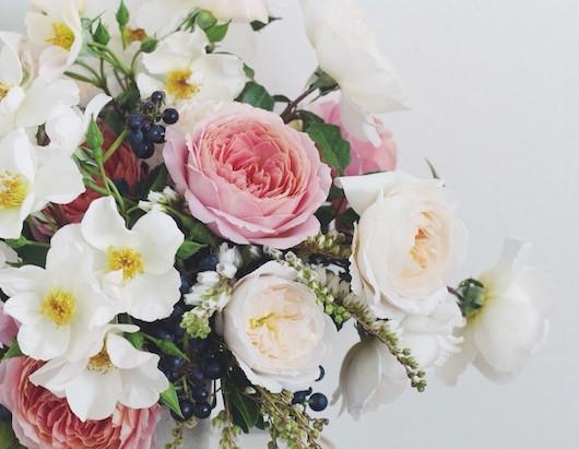 Blooms in Season: August