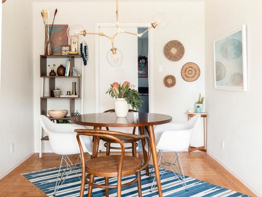 Ocean Beach Apartment Featured in Rue Magazine