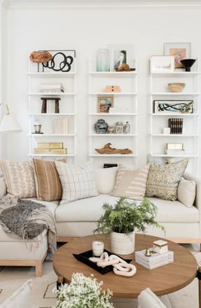 living space interior design