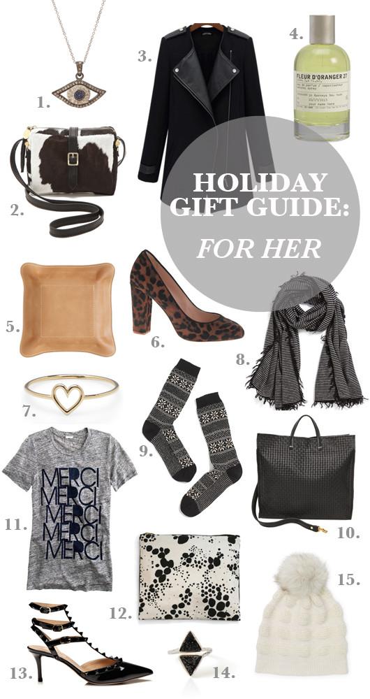 Gift Guide: For Her   Sacramento Street