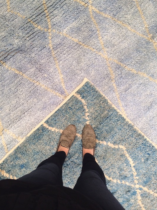 Rug Sourcing | Caitlin Flemming Design