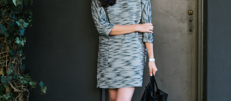 Style: The Shift Dress