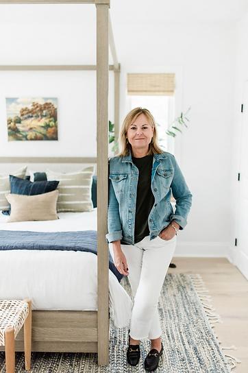 Angela Hamwey - Full Service Interior Designer