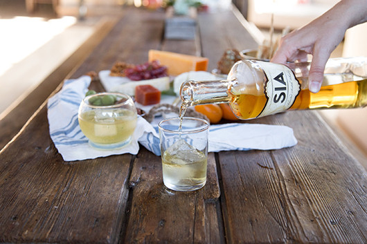 Whiskey + Cheese Board | Sacramento Street