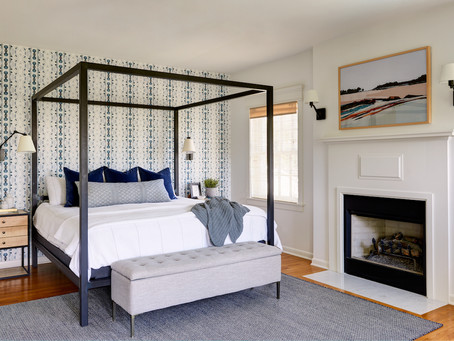 Project Reveal: Encanto Master Bedroom + Bathroom