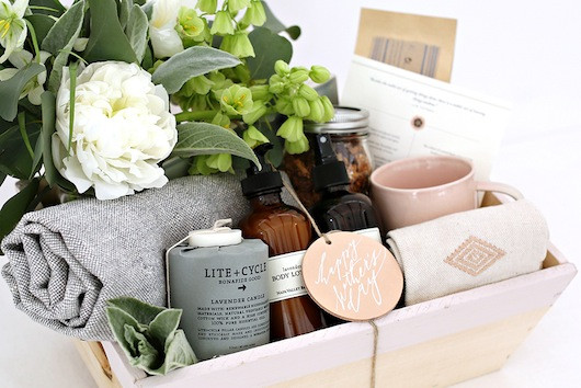 Mother's Day Box by Simone LeBlanc
