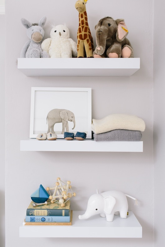 Nursery | Design by Caitlin Flemming | Photo by Bess Friday