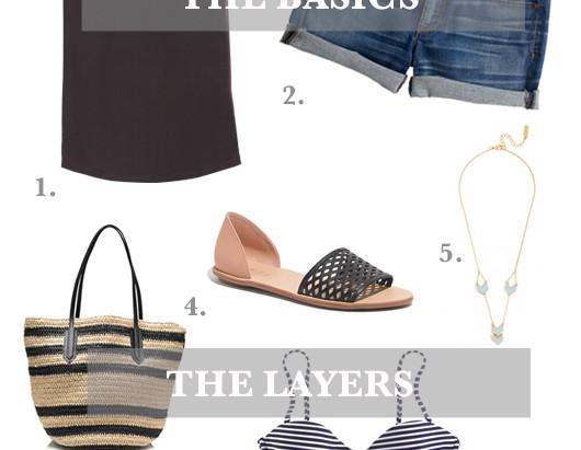 Layer It: Warm Weather Getaway