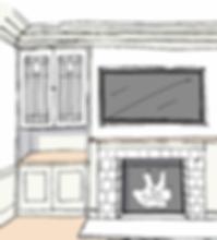 Modern, neutral interior design by Cailtin Flemming   San Francisco Interior Design Portfolio