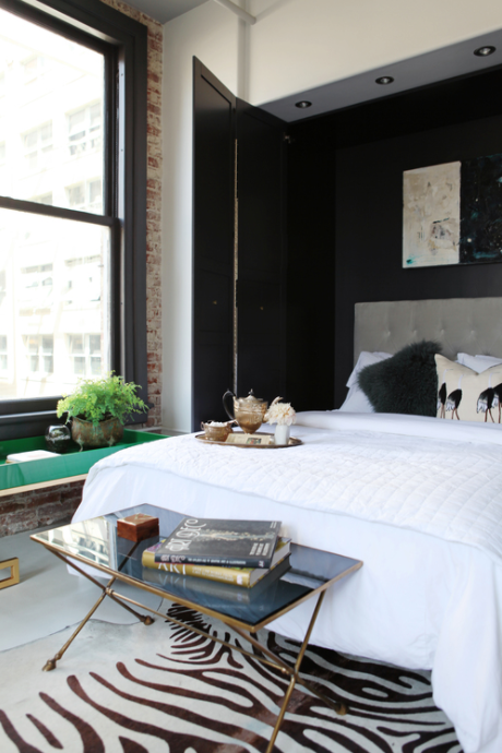 luxe murphy bed inspiration