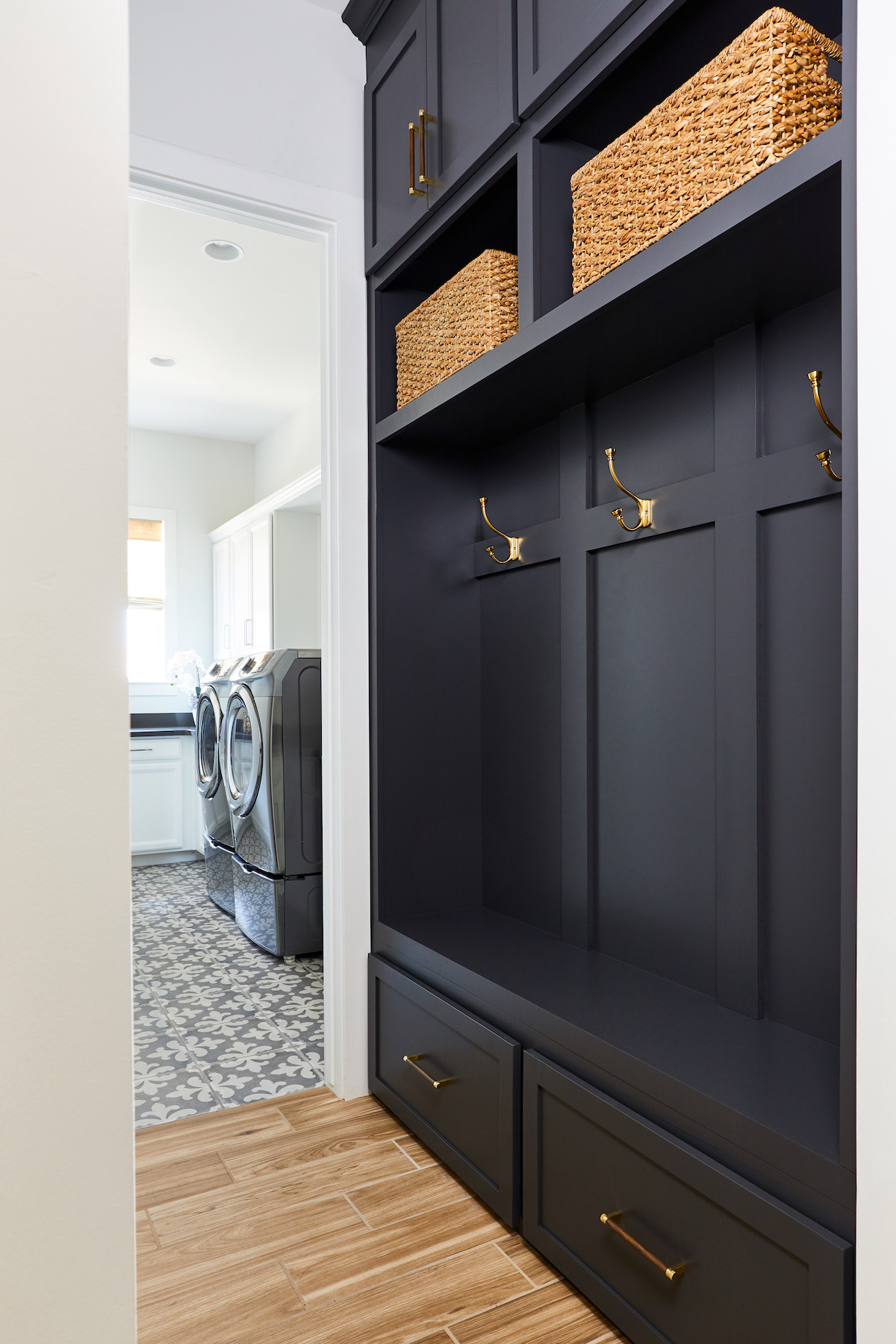 Phoenix Based Full Service Interior Designer 38th Street Mudroom