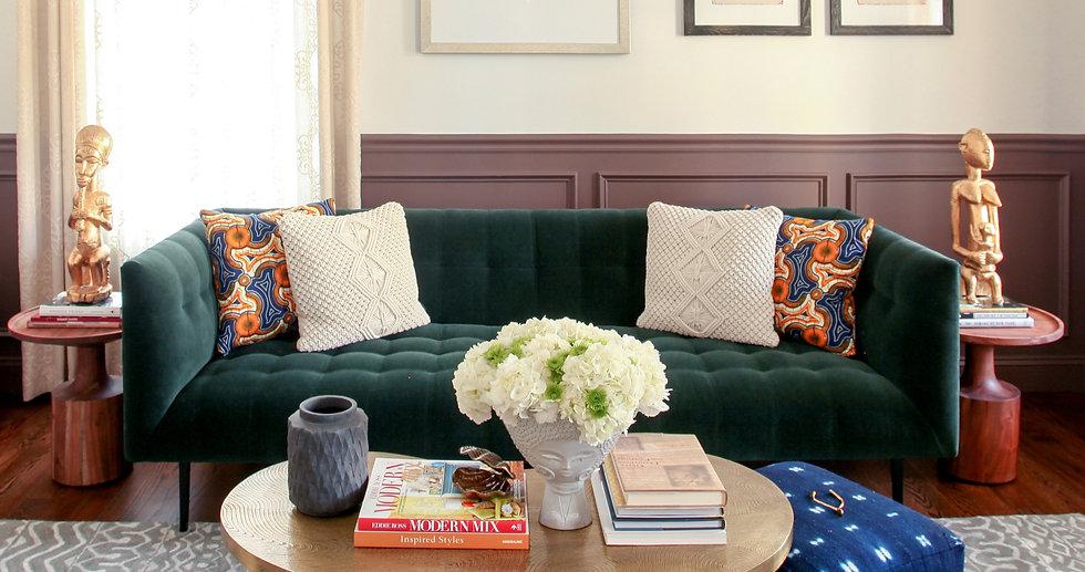 Beth Diane Smith   Black Interior Design