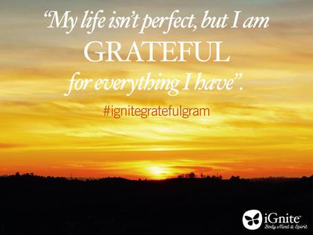 Always Grateful