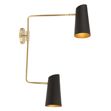 Black and Brass Swing Arm Sconce.png